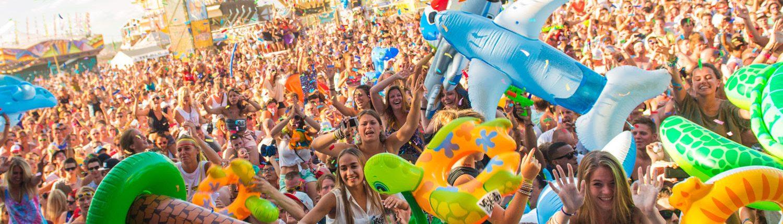 Festivals Belgium